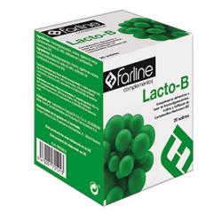 Farline Lacto-b Comprimidos...