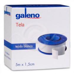 Esparadrapo Galeno Tela...