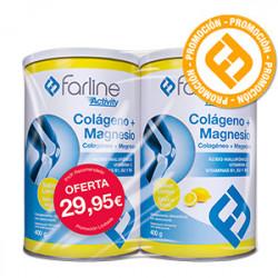 Farline duplo colageno+mg...