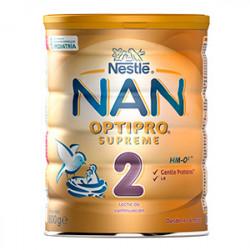 Nan 2 Optipro Supreme 800 gr