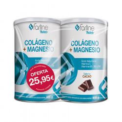 Farline duplo colágeno+mg...